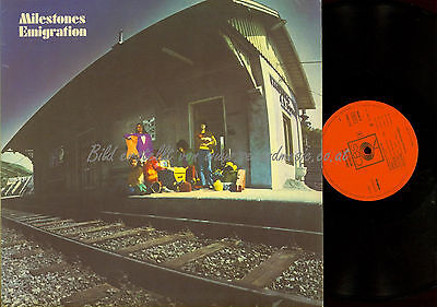 Lp--Milestones Emigration // Foc // Cbs Holland 65738