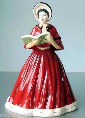 Royal Doulton Pretty Ladies Petites 7th DAY/12-Days of Christmas Figurine New