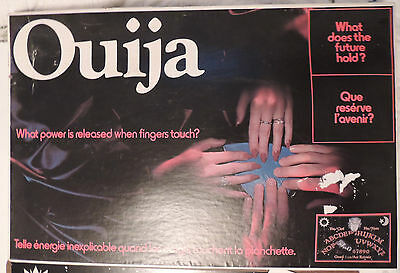 Ouija Board with Planchette Mystical Talking Board VGUC