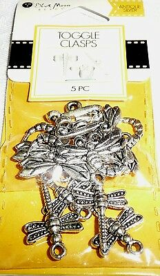 Blue Moon LOBSTER CLASPS Oxidized Copper 6 pc BMF CLSP MTL LBSTR 29MM OXC