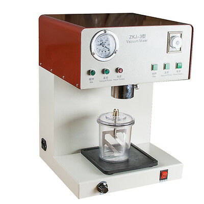 high quality Dental Lab Vacuum Mixer Mixing Machine dentist equipment tool A+++