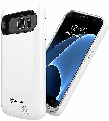 Stalion® Stamina 4500mAh Extended Rechargable Battery Case for Samsung Galaxy S7