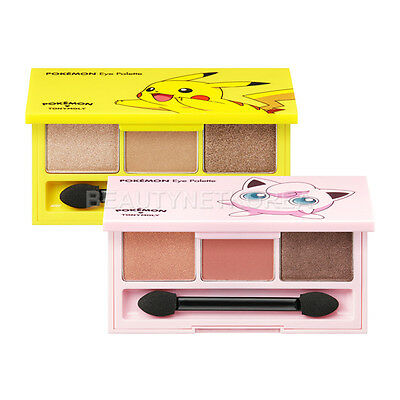 [TONYMOLY] Pokemon Eye Palette 2 Type / Korea cosmetic