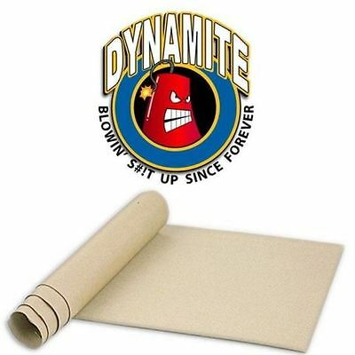 Dynamite Forever Absolute Clear Grip Tape Transparent Skateboard Griptape
