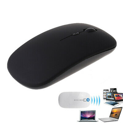 Rechargeable Bluetooth 3.0 Wired &Wireless Optical Mouse For Laptop PC Tablets