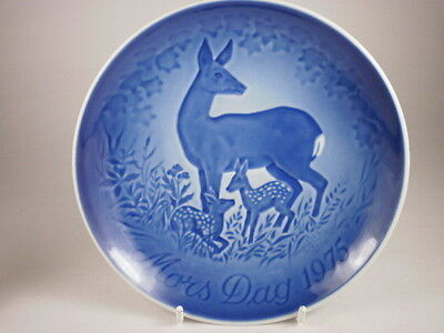 Bing & Grondahl Mother's Day Plate 1975
