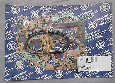 Genuine Morini Franco Motori Gasket Set for Italjet Formula 125 340260648