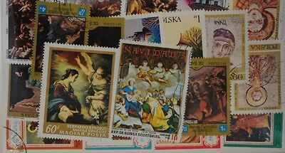 100 Religion (M94) Stamps