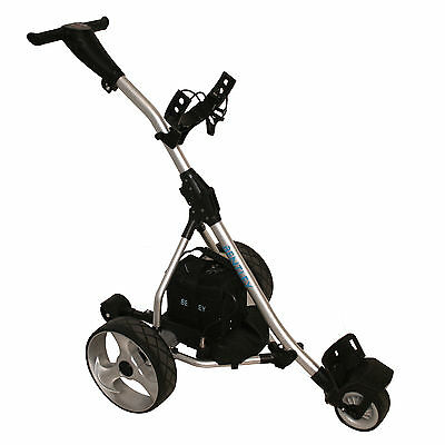 Bentley Remote Control Electric Golf Trolley With Charger Caddy 200W 36 Hole