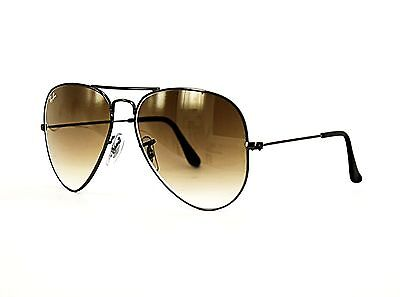 Ray Ban Sonnenbrille / Sunglasses RB3025 AVIATOR LARGE METAL 004/51 62[]14 #*