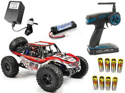 Ftx Outlaw 1/10 Brushed 4Wd Ultra-4 Rtr Buggy Radio Control Car