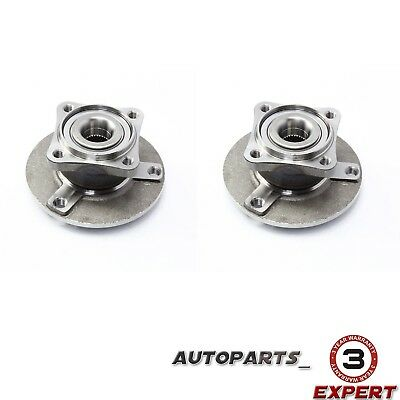 2 Rear LH&RH Wheel Bearing and Hub Assembly for 2008-15 2016 Smart Fortwo 512473