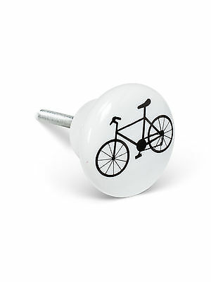 Abbott Collection Bicycle Drawer Knob