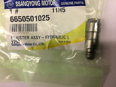"""SsangYong Hydraulic Tappet """"New Genuine Part"""" 6650501025"""