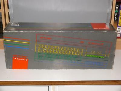 Sinclair ZX Spectrum +2 Computer ~ Boxed ~ Working Fine