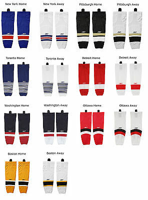 Reebok Edge Senior Ice Hockey Socks - Various NHL Teams