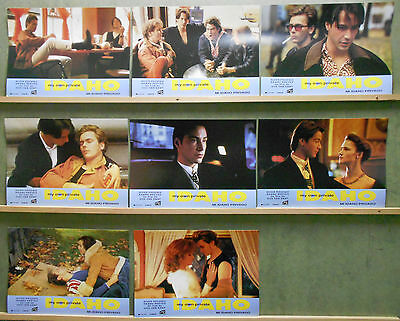 2XA66 MY OWN PRIVATE IDAHO RIVER PHOENIX KEANU REEVES GAY CULT Lobby Set Spain