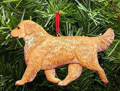 Golden Retriever Ornament Light
