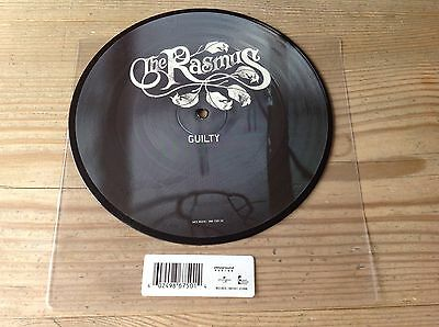 """The Rasmus Guilty Limited Edition Vinyl 2003 7"""" Picture Disc Single* Last New"""