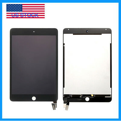 For Apple iPad Mini 4 LCD Replacement Display Screen Touch Digitizer A1538 A1550