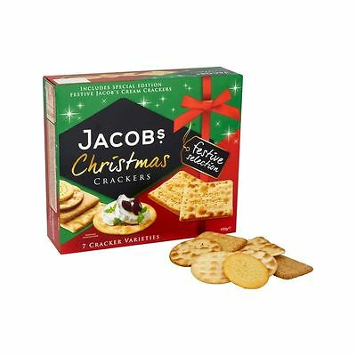 Jacob's Biscuits for Cheese 450g