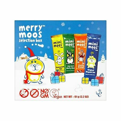 Moo Free Merry Moos Chocolate Selection Box Dairy Free 103g