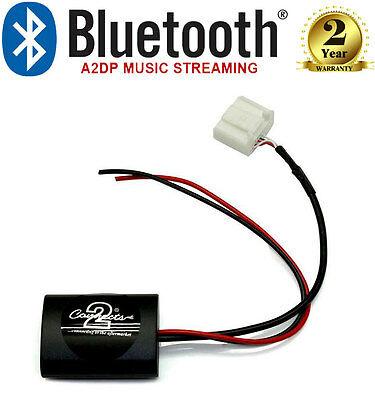 CTATY1A2DP A2DP Bluetooth Streaming Interface Adaptor for Toyota Avensis Corolla