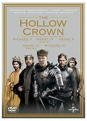 The Hollow Crown: Series 1 And 2 [New DVD]