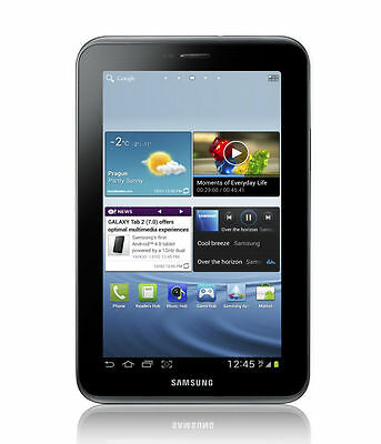 "Samsung Galaxy Tab 2 7"" Tablet 8 GB Android 4 - Gray (P3113TSYXAR)"