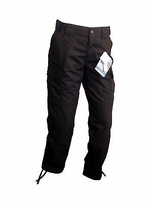 5.11 Tactical Series - Men's Trousers/TDU Pants - Ripstop - Pockets -Black - NEW
