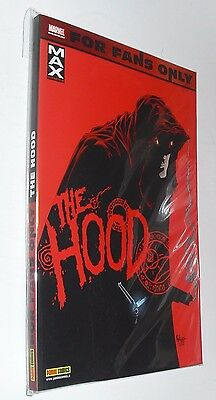 collezione 100% marvel  THE HOOD  for fans only  ( spedisco imbustato )