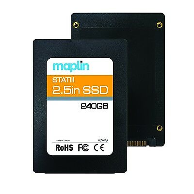 Phison 120GB 2.5-inch SATA III SSD 540MB/s Internal Solid State Drive Storage