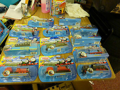 Fisher Price Take-N- Play  Thomas Tank Engine Magnetic Diecast Train