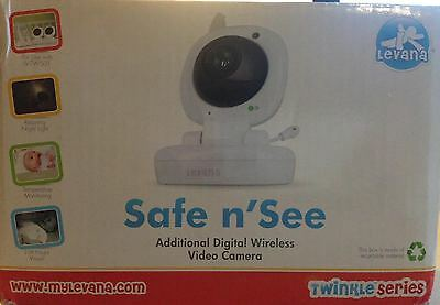 Levana Safe n' See Additional Camera  BRAND NEW IN THE BOX