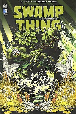 Comics - Urban - Swamp Thing T.01 - Snyder / Paquette / Rudy