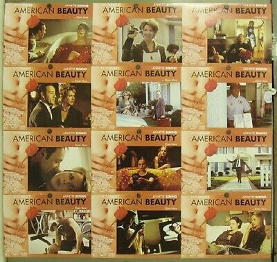 2gm08 AMERICAN BEAUTY KEVIN SPACEY Lobby Set Spain
