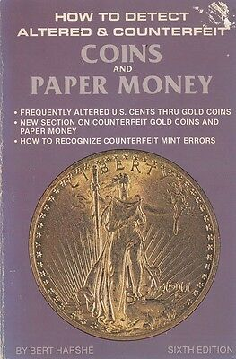 Detect Altered & Counterfeit Coins & Banknotes, Used, (S0792)