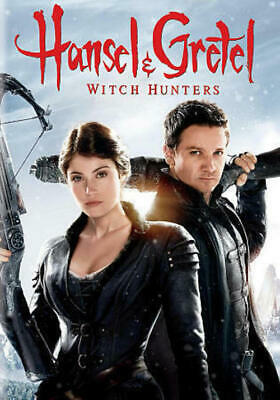Hansel & Gretel: Witch Hunters (DVD, 2013) NEW