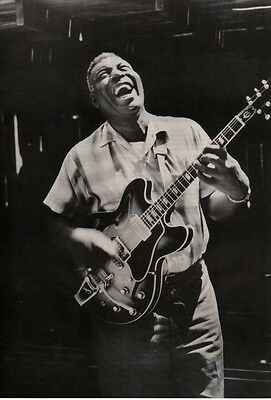 Howlin' Wolf, Chicago Blues - Magazine Picture Photo Cutting A4-size RARE