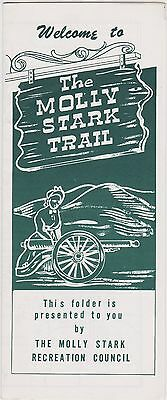 1960's Molly Stark Trail Promotional Brochure