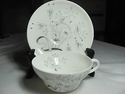 Wedgewood Bone China Wide Mouth Cup And Saucer England