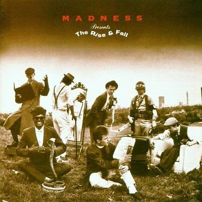 MADNESS Rise and Fall 180gm BROWN Vinyl LP 2013 (13 Tracks) NEW & SEALED