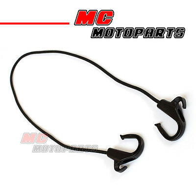 Bungee Cord Strap POM Hooks Reliable Elastic Heavy Duty For ATV / Truck 102RSE