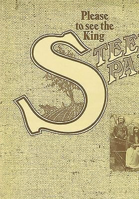 STEELEYE SPAN Please to see the king LP B&C CREST8