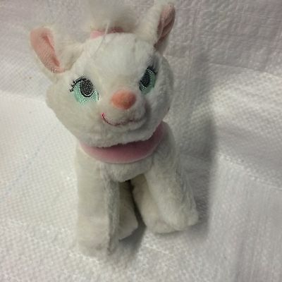 Disney's The Aristocats Marie Beanie Soft Toy
