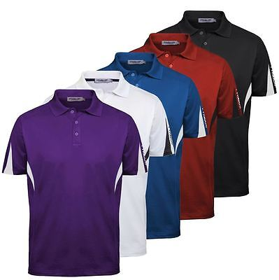 40%OFF** Proquip 2015 Technical Panelled Mens Performance Funky Golf Polo Shirt