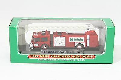 Hess | 1999 Miniature Fire Truck - Brand New!
