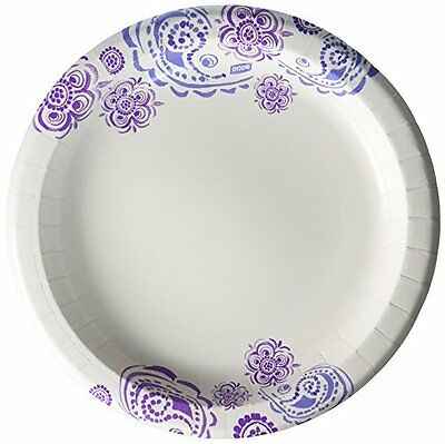NEW Dixie Everyday Paper Plates 8.5 48 count