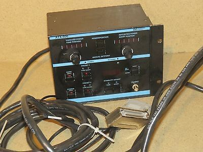 Advanced Energy Atx-600 Match Controller W/ Cables (Bt)
