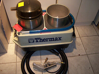 Heated Carpet Cleaner Auto Detailing  Cp-3 Thermax Extractor